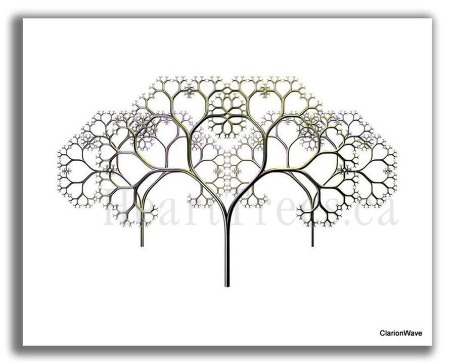 fractal-art-three-tree-tableau-001